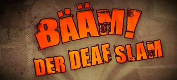 Aktion Mensch - Deaf Slam-Wettbewerb